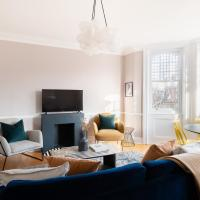 The Hampstead Escape - Modern & Bright 2BDR Apartment with Balconies