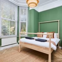 Modern Stylish Nottingham Apartment - FREE PARKING