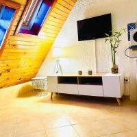Estudio en Bordes de Envalira, Grau Roig, hotel in Bordes d´Envalira
