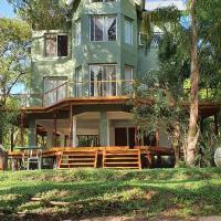 AMANU Casa Unica residencia en el delta de Tigre para 8 personas, hotel in Tigre
