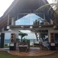 Traumhause am Strand mit Paraw, hotel in Caticlan
