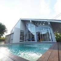 Pool villa 3 BR 13 Persons 5-min to tiger zoo - Njoy Pool villa