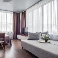 Nice apartment in apart house Radius
