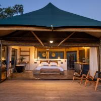 Sasi Bush Lodge Luxury All- Inclusive Tented Camp,伯格威爾的飯店