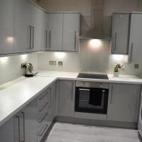 Kelpies Serviced Apartments- Russell, hotel em Falkirk