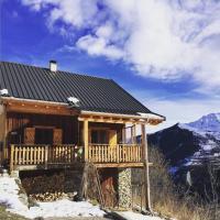 Chalet neuf - hameau fermier - ski - les Sybelles