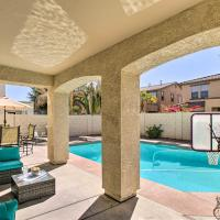 Spacious Desert Oasis with Pool and Game Room!