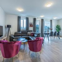 Nortia Luxury apartments, hótel á Flúðum