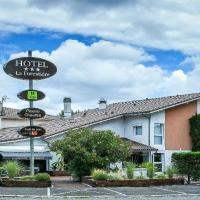 Hôtel Restaurant La Forestière, hotel in Biscarrosse-Plage