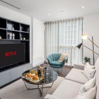 Luxurious Premium 2Bed Condo in Canary Wharf
