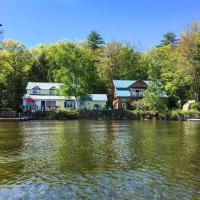 Spacious Home with Dock and Deck on Lake Winnisquam!