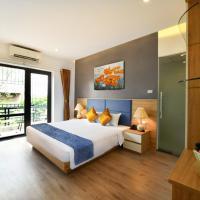 Amorita Boutique Hotel Hanoi, отель в Ханое