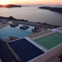 Santorini's Balcony Art Houses, hotel en Imerovigli