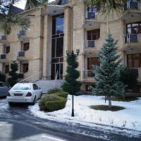 Kaspia Yeddi Gozel Hotel, hotel in Gabala