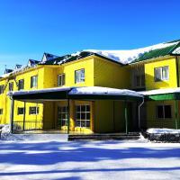 Мини-отель Лесная, отель в городе Belogor'ye