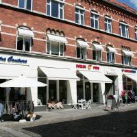 Faaborg Byferie Hotel & Apartments, отель в городе Фоборг