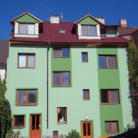 Apartmány Zlín, hôtel à Zlín