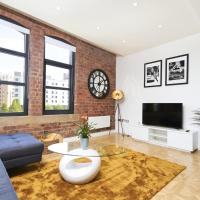 Sleek New York style Apartment in Central Leeds