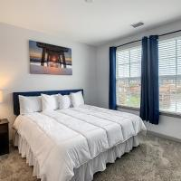 King Bed and Great Amenities!