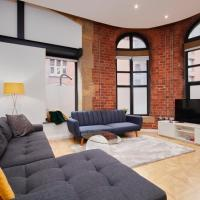 The Grand Manhattan Apartment in Central Leeds