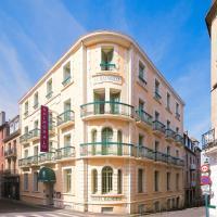 Hotel Balmoral Dinard, отель в Динаре