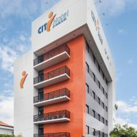 Citi Hotel Premium Caruaru, отель в городе Каруару