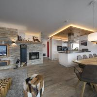 Very luxurious chalet consisting of two apartments