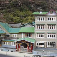 Le Coxy Resort Lachung, hotel in Lachung