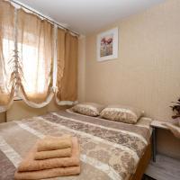 Апартаменты в центре Борисполя 10 мин до а/п, hôtel à Boryspil près de: Aéroport international de Kiev Boryspil - KBP