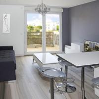 Appartement T2, Quartier Port Marianne, Montpellier