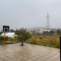 شاليه ومزرعة المهندس, hotel in Ajloun