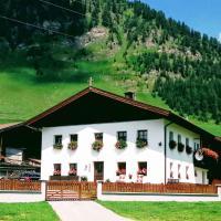 Apartment in Schmirn/Tirol 717, Hotel in Hochmark