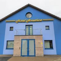 Hotel Amethist, hotel in Ramsel