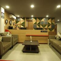 VIPs Hotel Olive, hotel in Siliguri