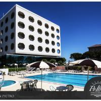 Hotel San Pietro, hôtel à Cesenatico