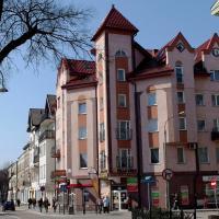 Villa Eden & Restaurant – hotel w mieście Ełk