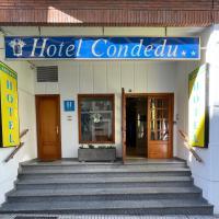Condedu, hotel near Talavera La Real Airport - BJZ, Badajoz