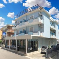 Hotel Kelly, hotel a Rimini, Marebello