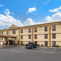 Comfort Inn Paducah I-24, hotel in Paducah