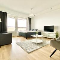 City Home Finland Panorama Suite - Spacious new Luxury Suite with Own Sauna and Great City Views