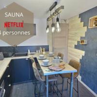 Le Montagnard - Sauna - Wifi - Netflix