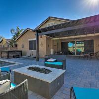 Queen Creek Oasis with Pool and Resort Amenities!