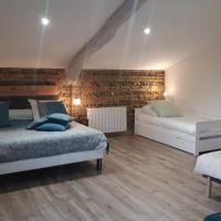 Les Chambres de Lili, hôtel à Saint-Loup