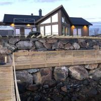 Vikran Seaside Lodge, hotel in Straumsjøen
