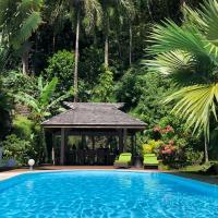 Villa Jo Mahina with pool, hotel em Mahina