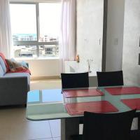 Apartamento novo 2/4 na orla da Ponta Verde, à 100 m da praia