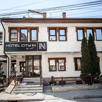 Hotel City IN, hotel em Kocani