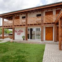 Къщи за гости Сноуфлейк Snowflake Chalet and Snowflake Lodge