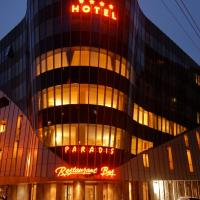 Hotel Paradis, hotel in Cluj-Napoca