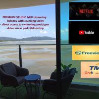PREMIUM SEAVIEW STUDIO MHI Suite Kuantan